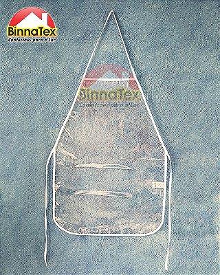 Avental Plastico Transparente