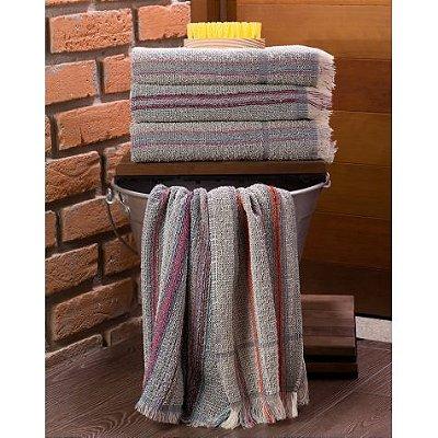 Pano de chão toalha felpuda para limpeza
