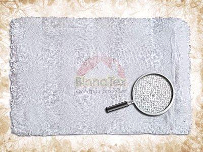 Pano alvejado médio para limpeza 7B