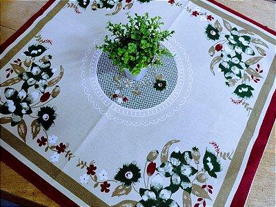 Toalha de Chá Linhão 63 cm x 83 cm