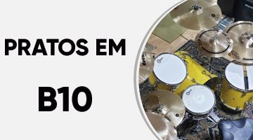 B10 Orion Cymbals