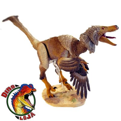 TSAAGAN BEASTS OF THE MESOZOIC RAPTOR SERIES FIGURE DE DINOSSAURO ARTICULADO