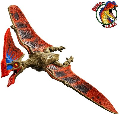 TAPEJARA SAVAGE STRIKE JURASSIC WORLD DINO RIVALS MATTEL