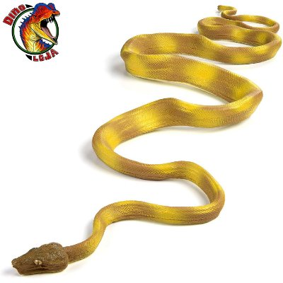 COBRA SUAÇUBOIA SAFARI LTD INCREDIBLE CREATURES RÉPLICA DE SERPENTE BRINQUEDO REALISTA