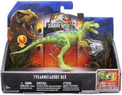 TYRANNOSAURUS REX FILHOTE LEGACY COLLECTION JURASSIC WORLD  MATTEL