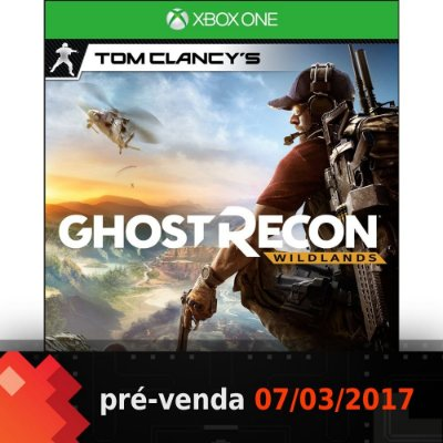 Tom Clancy's Ghost Recon: Wildland