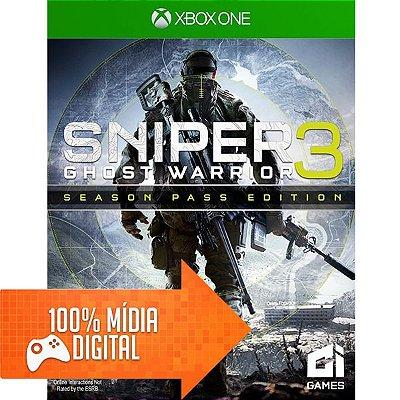 Sniper: Ghost Warrior 3 - Season Pass Edition