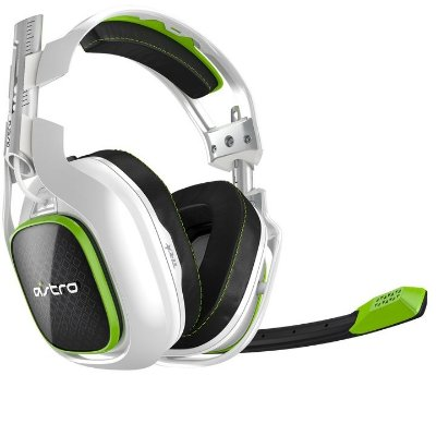 Astro A40 TR - Mod Kit Green (Xbox One, PC e MAC) + Kit Play and Charge
