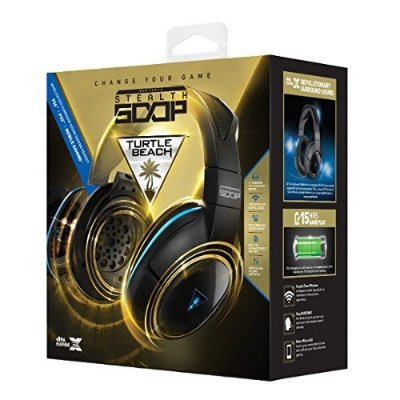 Turtle Beach:  Ear Force Stealth 500P (PS4 & PS3)
