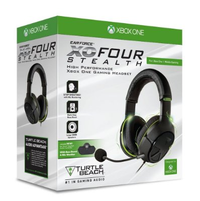 Turtle Beach - Ear Force XO Four Stealth