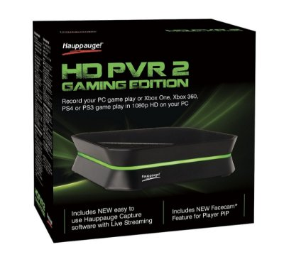 Hauppauge - HD PVR 2 Gaming Edition
