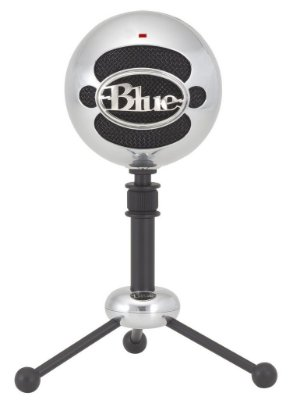 Blue Snowball - USB Microphone
