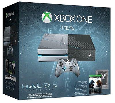 Xbox One 1TB + Halo 5 Guardians