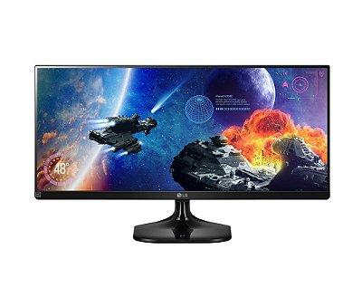 "Monitor Ultra Wide 25"" LG - 25UM57"