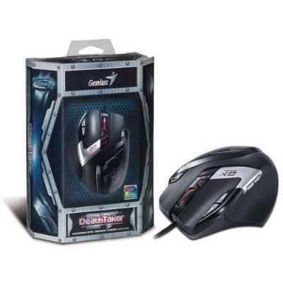 Gx Gaming DeathTaker Laser - 5700DPI