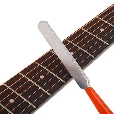Lima Luthier Retifica Regulagem De Traste Violão Guitarra