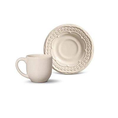 Xícara de Café Madeleine Cru