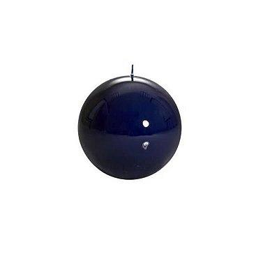 Vela Italiana Esfera 100MM Azul Marinho