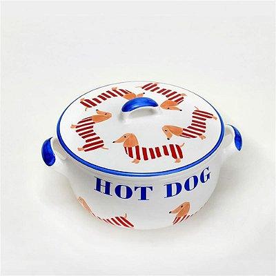 Terrina Redonda Hot Dog
