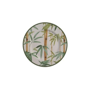 Prato sobremesa bambu - Alleanza