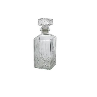 Garrafa para Whisky de Vidro Hamilton 700ml - Lyor