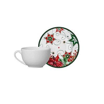 Xicara de Chá Natal - Alleanza