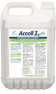 Accell® 3 ECO - 5 Litros