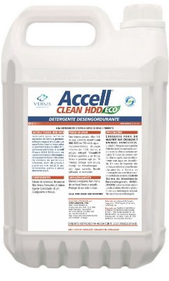 Accell® Clean HDD ECO - 5 Litros