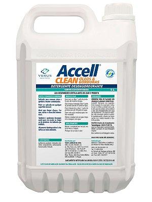 Accell® Clean Óleos & Gorduras