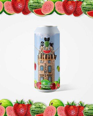 3 em 1 - American Sour - Guitera / Merge / Nickle's - 473 ml