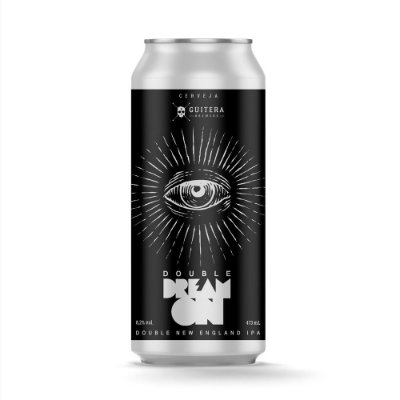 Double Dream On - Double New Engand IPA - 473 ml