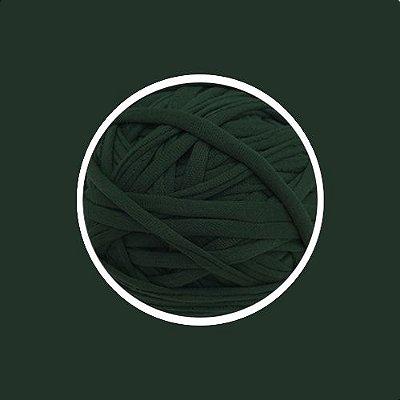 Fio de malha Premium Extrafino - Verde Militar - 130m - aprox. 350gr