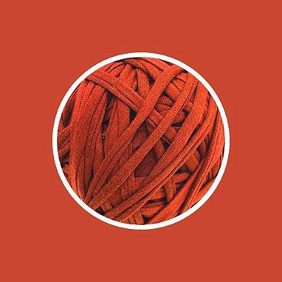 OUTLET - Fios Kiki - Cor de Telha - Fio 23mm - 354gr