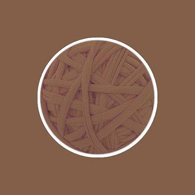 Fio de Malha Premium 23mm - Chocolate Quente - 150metros - aprox. 500gr