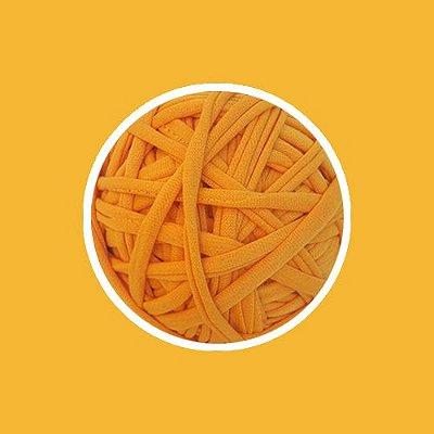Fio de Malha Premium Extrafino - Amarelo Ouro - 130metros -aprox. 350gr