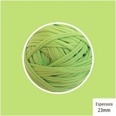 OUTLET - Fio de Malha Premium 23 mm - Verde Chartreuse - 218 gr
