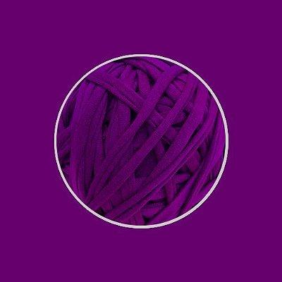 OUTLET  Fio de Malha Premium Fio 23mm - Ultravioleta - aprox. 332gr