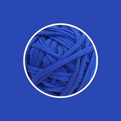 OUTLET  Fio de Malha Premium Fio 23mm - Azul Royal - aprox. 396gr