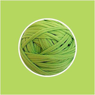 OUTLET  Fio de Malha Premium Fio 23mm - Verde Pistache - aprox. 494gr