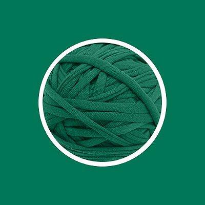 Fio de malha Premium Extrafino - Verde Folha Brilhante - 130m - aprox. 350gr