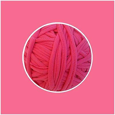 OUTLET- Fio de Malha Premium 23 - Rosa Choque - 356gr