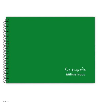 Cartografia E Milimetrado C.d. 48 Fls Tamoio - Neutro Verde