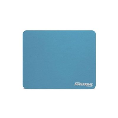 BASE PARA MOUSE MINI ANTIADERENTE - MOUSE PAD AZUL - MAXPRINT