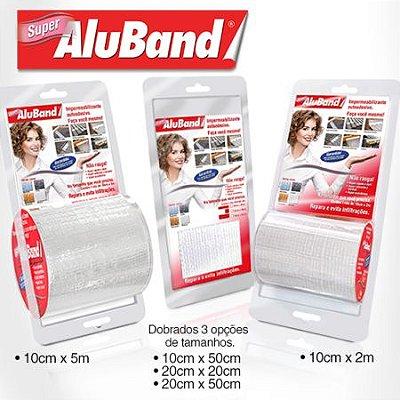 Manta Multiuso Branca - AluBand Super
