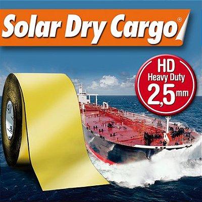 Fita Autoadesiva para Vedação Náutica - Solar Dry Cargo HD-2,5mm