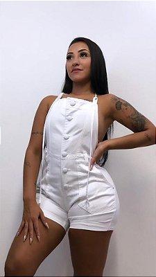 JARDINEIRA CURTA 5480 BRANCO