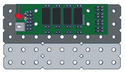 Modelix 001b - Multicontrolador Lógico