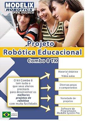 PROJETO PARA IMPLANTAÇÃO DA ROBÓTICA EDUCACIONAL MODELIX NAS ESCOLAS