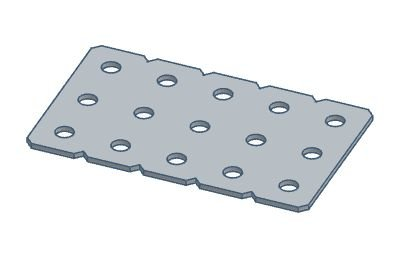 Modelix 338 - Plataforma 3x5