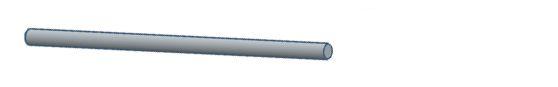 Modelix 277-Eixo Redondo 96mm